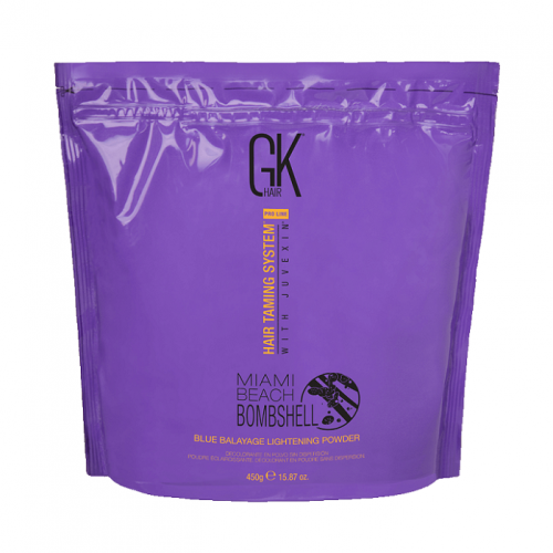 Gkhair Miami Beach Bombshell Clay Lightening Powder 450 gr