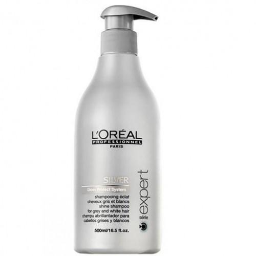 L'oreal Professionnel Expert Silver Shampoo 500 Ml.