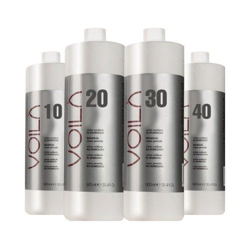 Intercosmo Voilà 3c Intense Peroxide 20 Volumi 900 ml