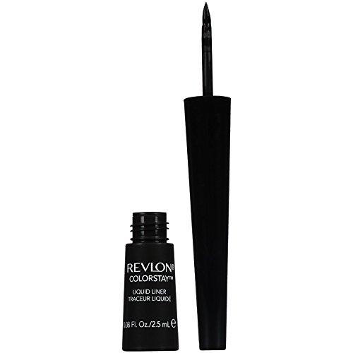 Revlon Make up Colorstay Liquid Eyeliner 01 Blackest Black