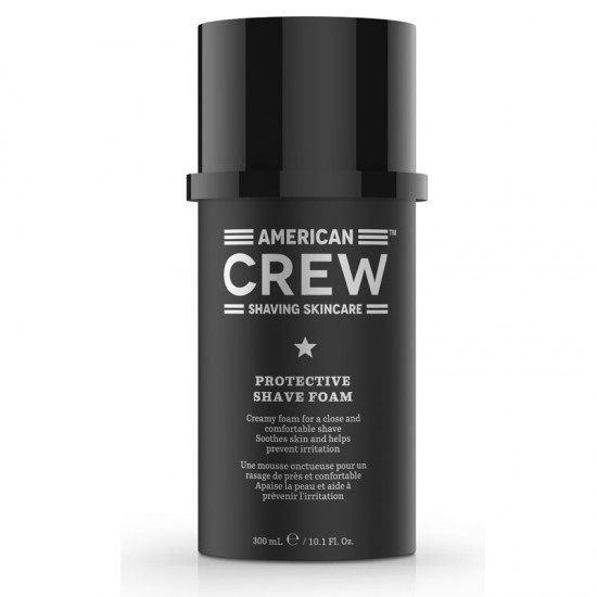American Crew Shave Skin Care Protective Shave Foam 300 ml