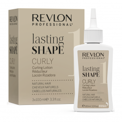 Revlon Lasting Shape Curly Natural Hair 3 x 100 ml Numero 1