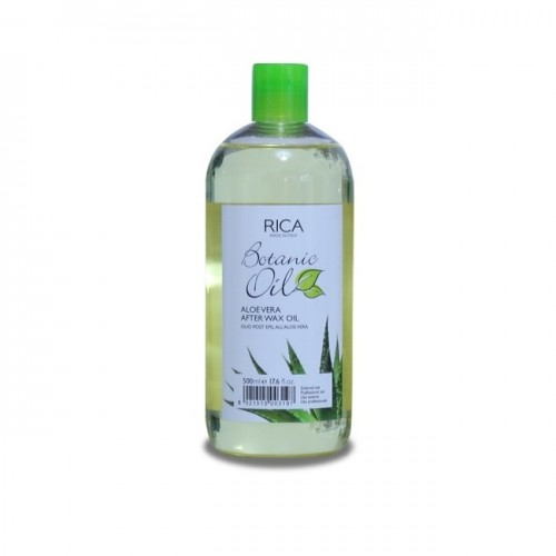 Rica Botanic Oil Post Epilazione All'aloe Vera 500 ml