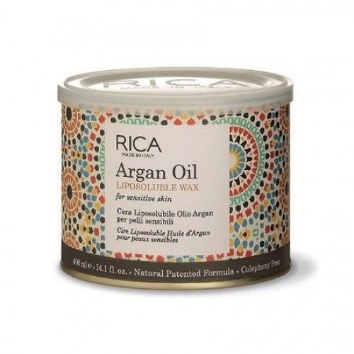 Rica Cera Liposolubile All'olio di Argan 400 ml