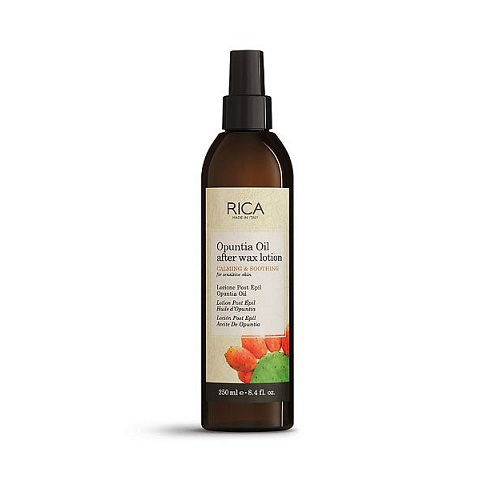 Rica Lozione Post Epilazione Opuntia Oil 250 ml
