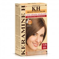 Keramine h Shampoo Color Natural Magic 02 Nero Blu