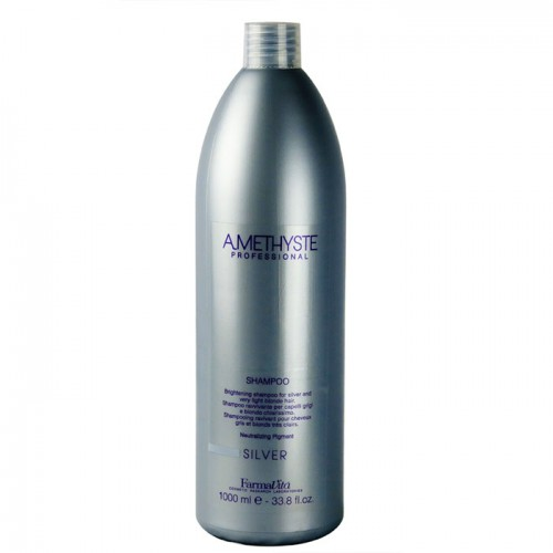 Farmavita Amethyste Silver Shampoo 1000 ml
