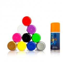 """Lacca Colorata """"crazy Colour"""" 100 ml Glitter Argento"""